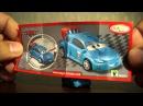 Disney Pixar Cars, коллекция от Киндер Сюрприз, в Киндер Джоях для мальчиков Kinder Surprise