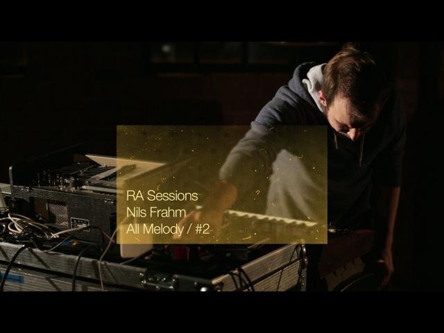 Nils Frahm All Melody 2 смотреть онлайн без регистрации