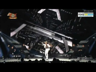 [Special Stage] 150408 TAEMIN (태민) - Danger (괴도) @ Music Bank in Ha Noi 2015
