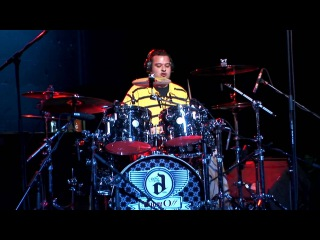 Juan Mendoza's - Grand Finalist at Guitar Center's 20th Annual Drum-Off (2008)