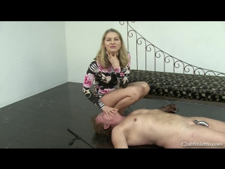 Mistress yuliya  be my toilet and i;ll let u cum (oral sex, femdom, facesitting, asslicking, milf  - hardcore porn