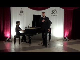 Каватина Алеко из оперы С.В. Рахманинова Алеко (Исп. Ефим Завальный)