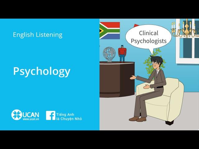 Learn English Via listening | Pre-Intermediate - Lesson 2. Psychology