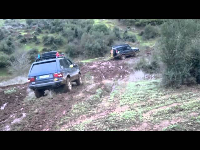 RANGE ROVER 4 6 HSE P38A OFFROAD THE KING