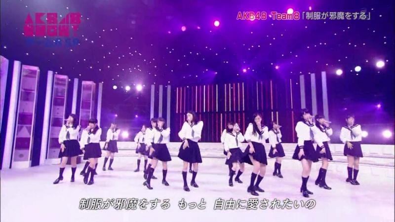 150912 AKB48 SHOW ep86 ~ P1
