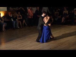 VANESA VILLALBA AND FACUNDO PIÑERO - England International Tango Festival May 29 2016