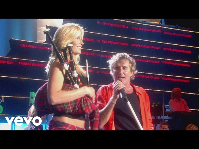 Rhythm of My Heart (from One Night Only! Rod Stewart Live at Royal Albert Hall)