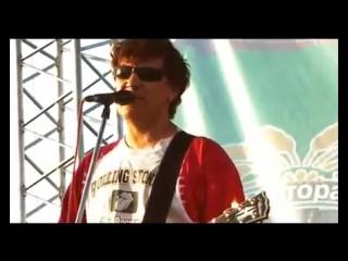 группа Коллекция Бабочек- Витя Байк Шоу Омск LIVE 2009