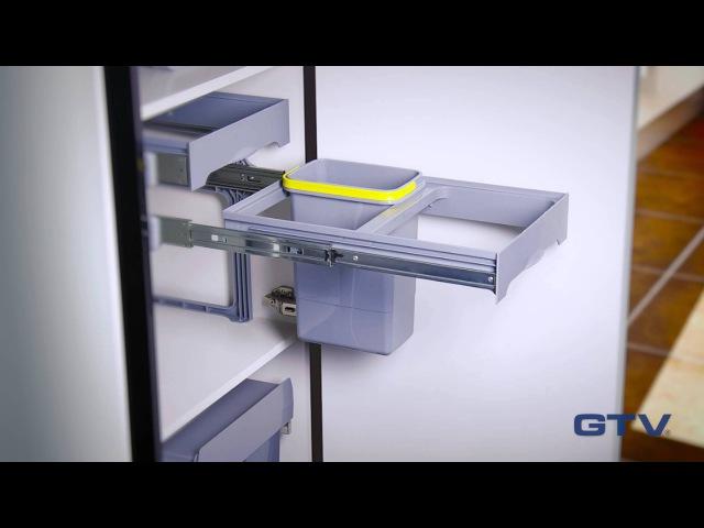 ECO CONTE containers GTV Kosze ECO CONTE GTV