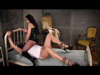 Mistress Nikita - Whore Therapy