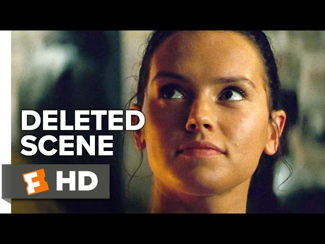 Star Wars: The Force Awakens Deleted Scene - Unkar Arm (2016) - Daisy Ridley Movie