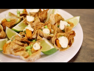 Три необычные закуски для компании Мужская Кулинария