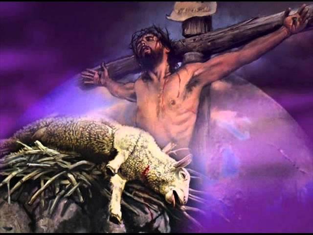 Агнец Божий Закланный за грехи всего Мира
