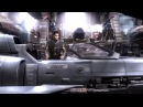 Battlestar Galactica Blood and Chrome CG Ship Interiors BEFORE AFTERS 720p