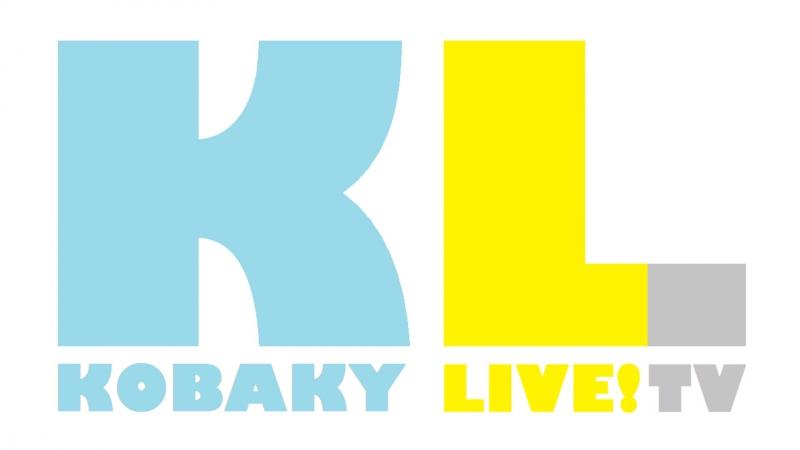 Кобаки LIVE! Презентує новий логотип!