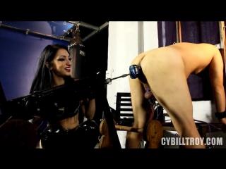 Cybill troy fucking machine cane punishment