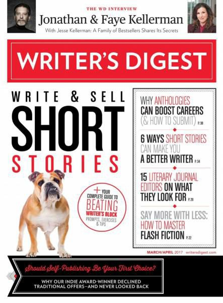 Writers Digest MarchApril 2017 FreeMags