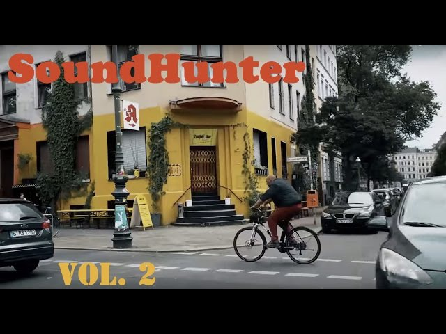MAD TWINZ ft LMNZ and ZHI MC SOUNDHUNTER Berlin vol 2