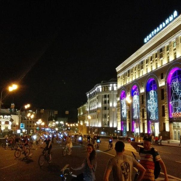 Алексей Лоскутов: #велопарад