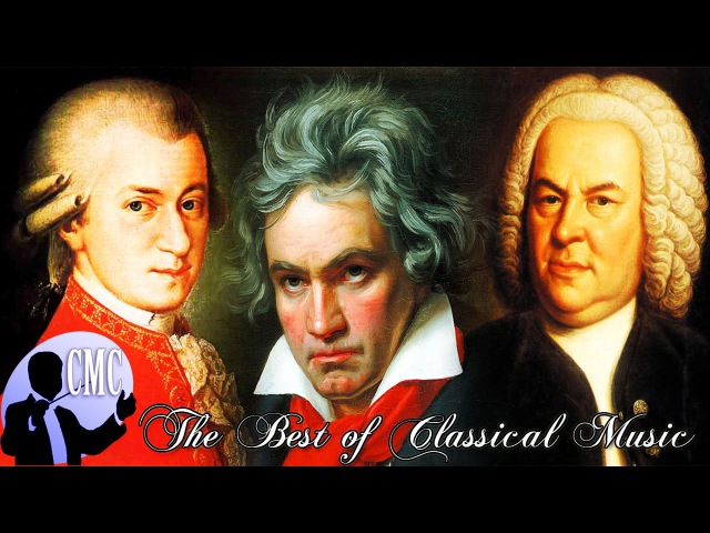 8 Hours The Best of Classical Music: Mozart Beethoven Vivaldi Music Playlist
