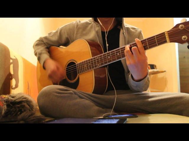 Андрей Леницкий ft. Hann – девочка моя (HD) Cover