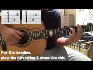 Tommy Emmanuel - Only Elliot (Lesson Part 1 of 4)