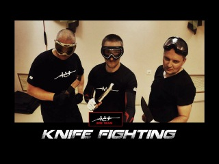 Knife , feints and unorthodox targets. Armed Combat and Tactics.