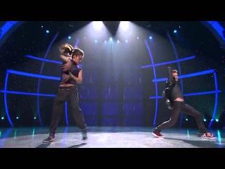 Whatcha Say (Hip Hop) - Ashleigh and Jakob