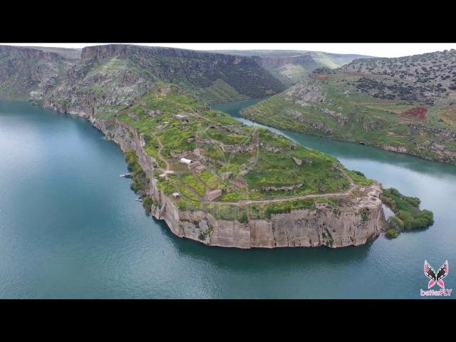 Gaziantep RUMKALE 4K Havadan Video Çekim