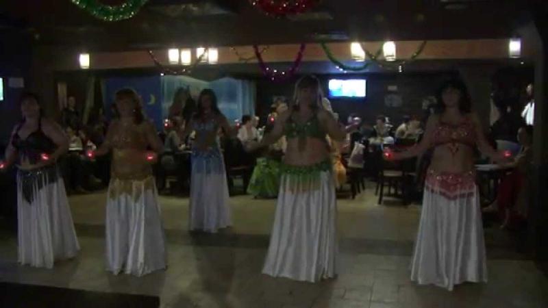 Группа « Анмар». Танец со свечами Шоу. - TV shans » FreeWka - Смотреть онлайн в хорошем качестве