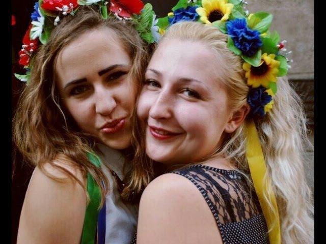 Українки найкращі у цілому світі. Украинки - лучшие в мире. Ukrainians - the best in the world.
