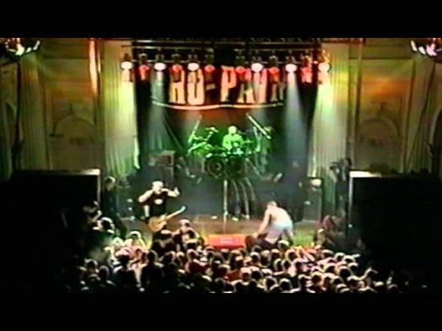 Pro-Pain Live in Belgrade Full, SKC 1998