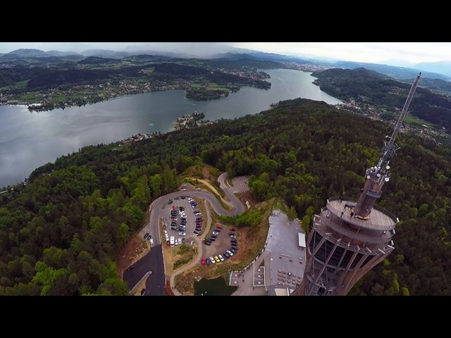 Worthersee 2015 from the air conek foto