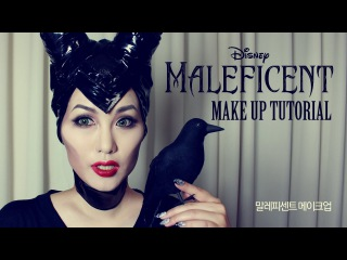 (ENG) 말레피센트 메이크업 Maleficent make up tutorial  | SSIN