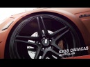 2012 C63 MBZ on 20 XO Luxury Caracas Wheels