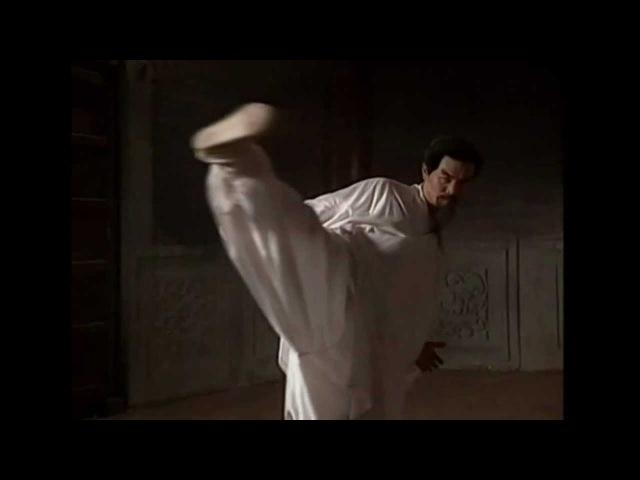 Мастер Тай Чи Тайцзицюань vs Летающие Ноги