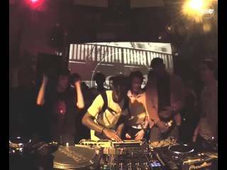 NS DOS Boiler Room x G-Star RAW Sessions Paris Live Set