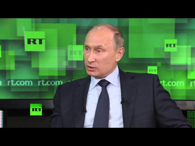 Путин Не верю что Сталин в 1945 сбросил бы на Германию ядерную бомбу