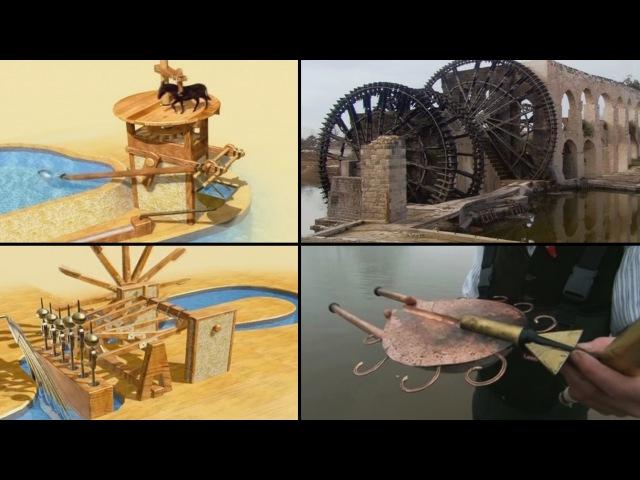 Древние открытия Невероятная история машин древности History Channel HD