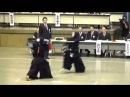 Kendo Tokyo Championship 2014 Uchimura vs Hatakenaka Semifinal