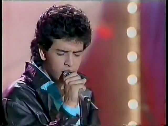 Glenn Medeiros Nothing's Gonna Change My Love For You - Loffe På Cirkus 11/11/1987 STV1