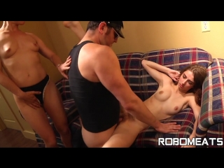 Bachelorette Party Timestop [HD, all sex, fetish, robomeats, timestop]