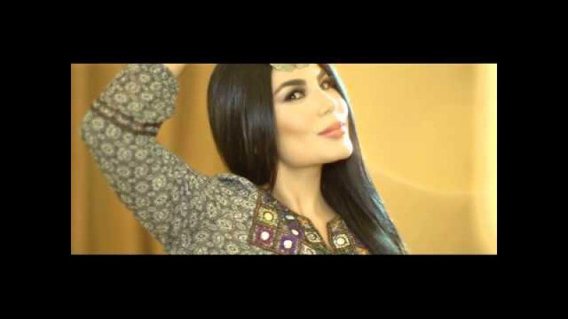 Aryana Sayeed's Yaar e Bamyani Official Video 2015 By AWAP VIDEO