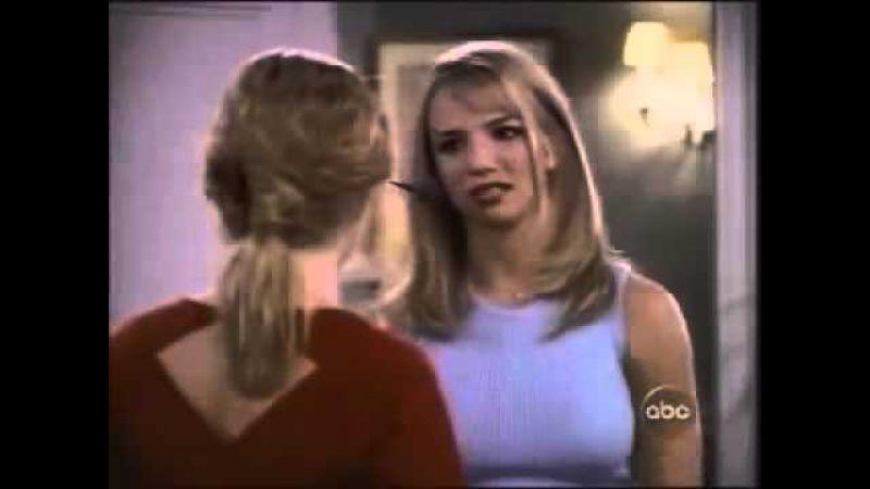 Бритни Спирс в сериале Сабрина - маленькая ведьма [1999]