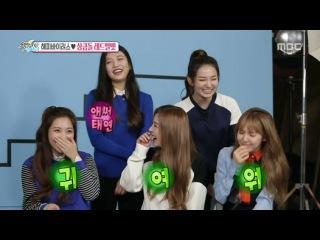 150830 섹션TV 연예통신 Section TV @ Red Velvet