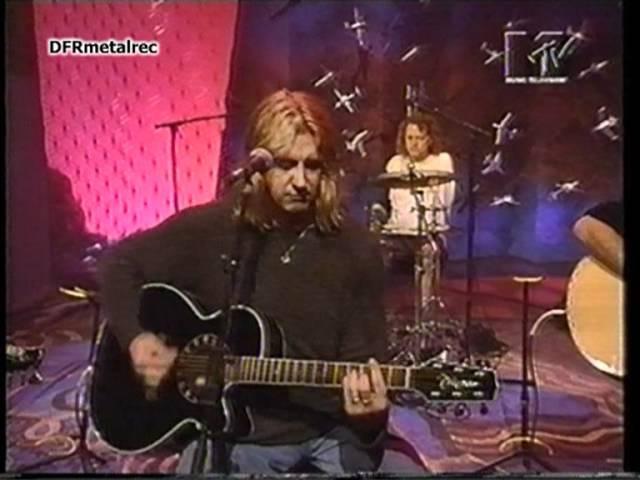 DEF LEPPARD acustico Miami 1996