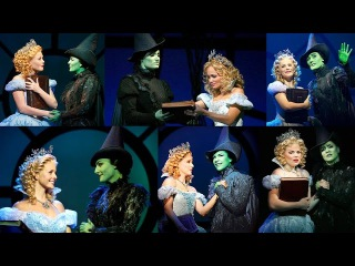 """Kristin Chenoweth, Megan Hilty, and More Will Change You """"For Good"""" in Our New Wicked Supercut"""