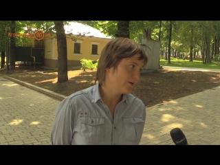 Киевлянка ошарашила ответом украинскую журналистку