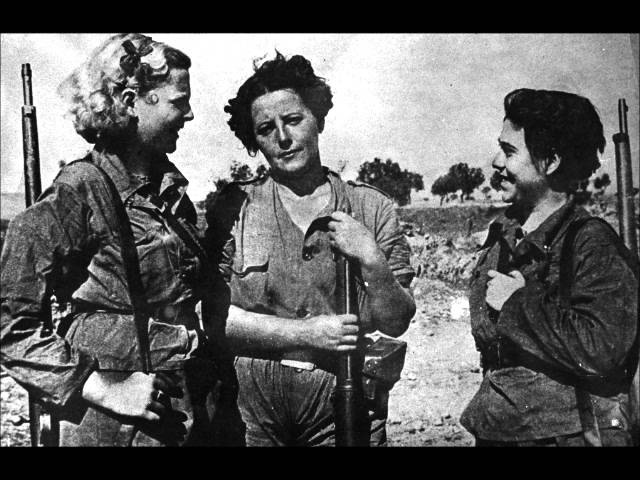 Canciones de la Guerra Civil Española Si me quieres escribir
