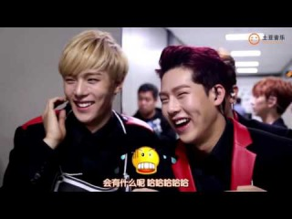 [RAW|YT][] Monsta X Behind The Show
